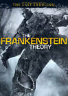 The Frankenstein Theory (DVD,  2013) Discs Like New,  Rare Lenticellular Cover