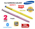 For Samsung Galaxy NOTE 9 S Pen Bluetooth NEW Replacement OEM Stylus - YELLOW
