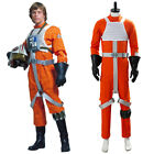 Star Wars X-WING Rebel Pilot Jumpsuit Cosplay Costume Suit Uniform $146.28 USD on eBay