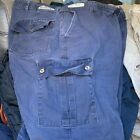Kyпить Used Blue Cargo work shorts EUC на еВаy.соm
