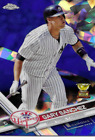 2017 TOPPS CHROME SAPPHIRE BASE REFRACTOR SINGLES SP/250 W/RC #1-250 YOU PICK on Ebay