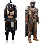 Star Wars The Mandalorian Cosplay Costume Halloween Outfit Uniform Full Set $135.0 USD on eBay