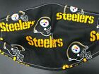 Pittsburgh Steelers Face Mask Football NFL Reusable Washable Double Layer Cotton $12.59 USD on eBay