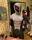 Age Of Apocalypse Spider-man Bodysuit Cosplay Costume Spiderman Jumpsuit Tights