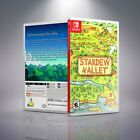 Custom Nintendo Switch Covers and Cases: Titles S-Z. !! NO GAMES !!