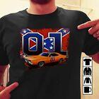 long time the general DUKES of HAZZARD t shirt Funny Cotton Tee Gift Men image