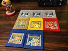 Nintendo Game Boy Pokemon Games *Authentic* *New Save Battery* GOLD, RED, SILVER