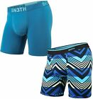 BN3TH Support Pouch Men's Underwear - 2 Pack Boxer Briefs | MyPakage 3D Pouch Te