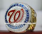 AUTHENTIC  2019 Washington Nationals World Series Ring