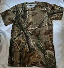 NEW Realtree AP Camo Short Sleeve T-Shirt Sizes S-3XL FREE SHIPPING image