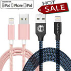 New iPhone Lightning Charger Cable For iPhone 5 6 7 8 Plus X XR Data Sync Cord