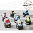 BT21 Character Mini Water Globe Water Ball 7types Official K-POP Authentic Goods