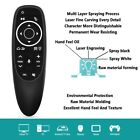 G10S Pro Wireless Gyroscope Backlit Voice Remote Control for Android TV Box GIL