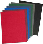16 Mil Leather Texture Polycovers (Qty 50) | Binding Covers