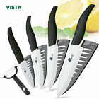 Chef Kitchen knives Set 3 4 5 6 inch Ceramic Knife with Peeler