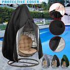 Garden Patio Hanging Swing Chair Cover Waterproof  Rattan Egg Seat Protect Cover