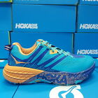 NEW Hoka 1099734/SBSBL SPEEDGOAT 3 BLUE/SODALIT Women's Trail Running Shoes