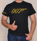 007,JAMES BOND,GOLD,GOLDFINGER, LOGO,FUN,T SHIRT $19.62 CAD on eBay