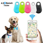 Mini Pet Dog Cat GPS Locator Tracker Tracking Finder Anti-Lost Device Bluetooth