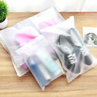 3/5xportable Waterproof Travel Storage Shoes Organizer Pouch Plastic Packing Bag