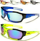 X-LOOP SPORTS SUNGLASSES BIG WRAP RUNNING GOLF SKI CYCLING CRICKET MENS LADIES