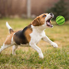 Pet Dog Cat Toy Interactive Rubber Balls Chew Toys Ball Tooth Cleaning Ball J 9H