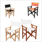 Chairs Cover Replacement Canvas Seat Covers Set Outdoor Garden Casual Directors