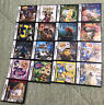 Lot of 17 Nintendo DS Games with Case and Manual, Tested EUC! :)