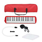 NEW Portable 32 /37 Piano Keys Melodica Student Class Harmonica w/Carrying Bag