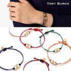 Tory Burch Embrace Ambition Bracelet With Card And Dust Bag Various Colors