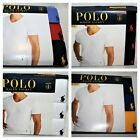 Polo Ralph Lauren V-Neck Classic Fit Three 3 Pack Cotton T Tee Shirt $42 NWT