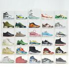 A Pair Mini Sneaker Hypebeast Collection 1/6 Scale With Display Case Usa Sellers