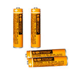 Panasonic NI-MH HHR 550mAh AAA Rechargeable 1.2V Batteries for Cordless Phones