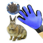 Pet Bath Brush Grooming Glove Massage Hair Remover Dog Cat Puppy Hair Comb Clean