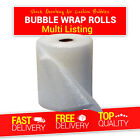BUBBLE WRAP SMALL AND LARGE CHEAPEST REMOVALS PACKAGING 300 500 750mm