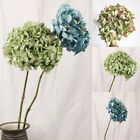 Dried Flower Hydrangea Bouquet Plant Branch Wedding Home Party Floral Decor