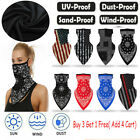 Cooling Neck Gaiter Bandana Headband Face Scarf Protect Mask Cover Snood Scarves