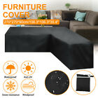 Garden Furniture Cover Uv-resistant Outdoor Sofa Covers Rattan Patio Dust Covers
