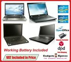 Cheap Fast Dual Core I3 I5 Laptop Windows 10 Office 4gb 8gb Ram Hdd Ssd Warranty