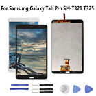 "For Samsung Galaxy Tab Pro SM-T321 T325 8.4"" Display LCD Touch Screen Replace F4"