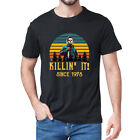 Halloween Michael Myers Killin' It Since 1978 Horror Movie Men's T-Shirt
