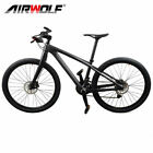 "26er Aero Carbon Fiber Complete Disc Bike 14"" Mountain Bicycle MTB Kids Woman"
