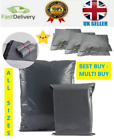 Grey Mailing Bags Self Seal Strong Poly Postal lowest Price Multi Buy ALL SIZES