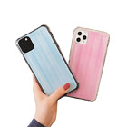 iPhone 11/11 Pro Max XS Max 7 8 Shockproof Clear TPU Mask Styled phone Case