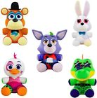 FNAF Five Nights at Freddy's SECURITY BREACH FUNKO ACTION FIGURES  PLUSH