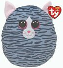 "Squish-A-Boos 12"" Cuddly Soft Plush Toys by TY Kids Children Xmas Gift New"