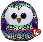 """Squish-A-Boos 12"""" Cuddly Soft Plush Toys by TY Kids Children Xmas Gift New"""