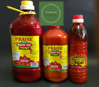 Praise palm oil 1 liter/2 litters or 500ml.PALM COOKING OIL/RED OIL FREESHIPPING