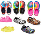 CROCS Classic Winter Lined Clogs mens, womens, childrens sz 2-13