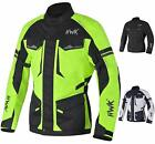 Adventure/Touring Waterproof Jacket For Men Textile Motorbike Riding CE Armored  <br/> Water Proof Riding Jacket